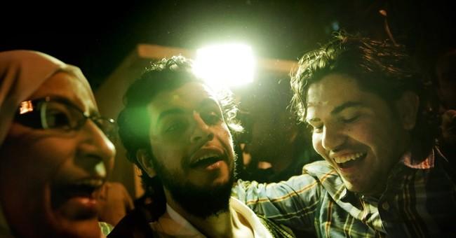 Al-Jazeera reporter held in Egypt freed
