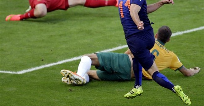World Cup fans need math to figure out scenarios