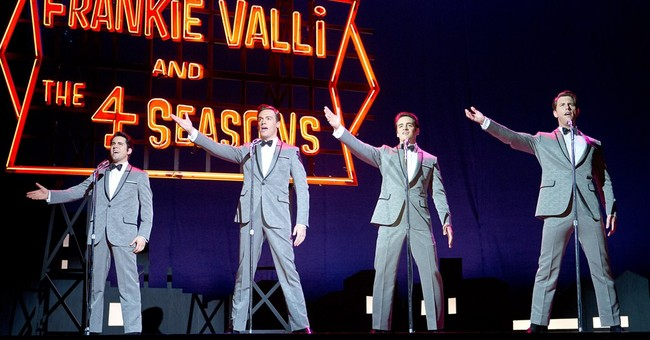 Review: Eastwood's 'Jersey Boys' catchy but uneven