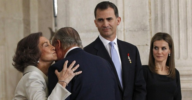 Spain's new King Felipe aims to inspire his people