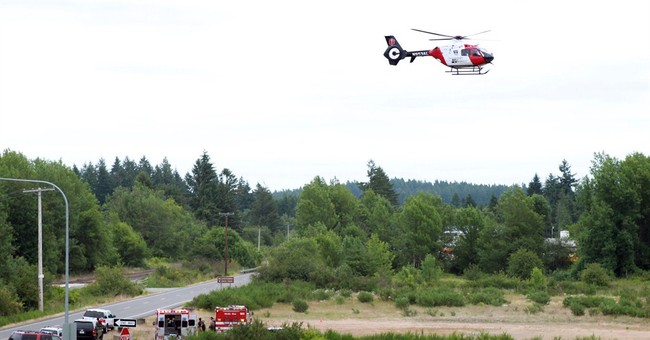 1 dead, 2 hurt in Washington fireworks explosion