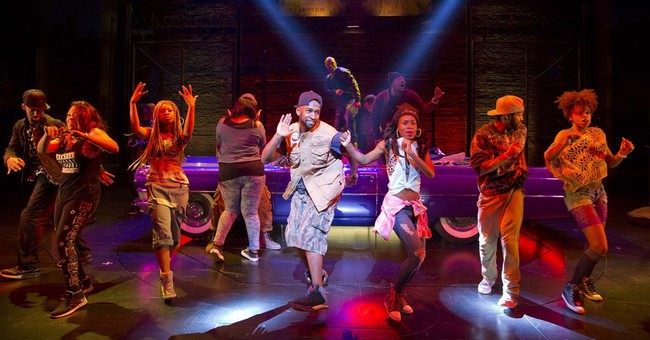 Review: Tupac Shakur musical tests limits of rap
