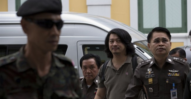AP Exclusive: Thai dissident: keep junta honest