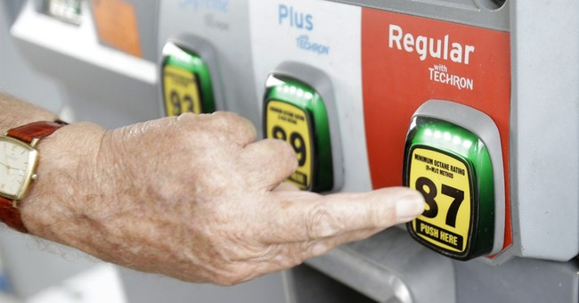 Turmoil in Iraq is pushing up US gasoline prices