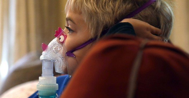 Asthma rates drop but experts not breathing easier