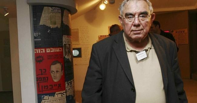 Former Israeli security director dies at 86