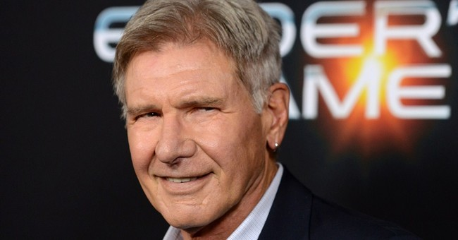 Harrison Ford healing after surgery on broken leg