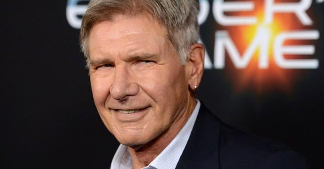 Harrison Ford healing after surgery on broken leg