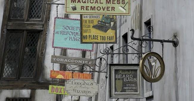 Universal's new Harry Potter park: 1 ride, 7 shops