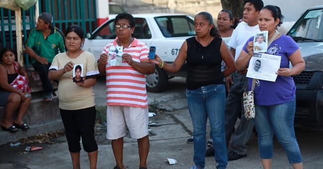 Dozens of bodies found in Mexican mass grave