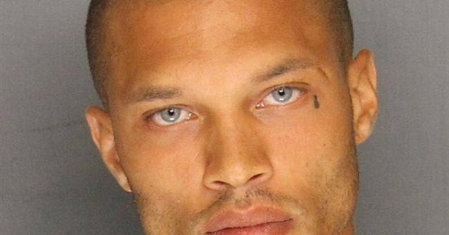 Arrestee's 'handsome' mug shot goes viral