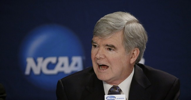 NCAA president: Pay could destroy college sports