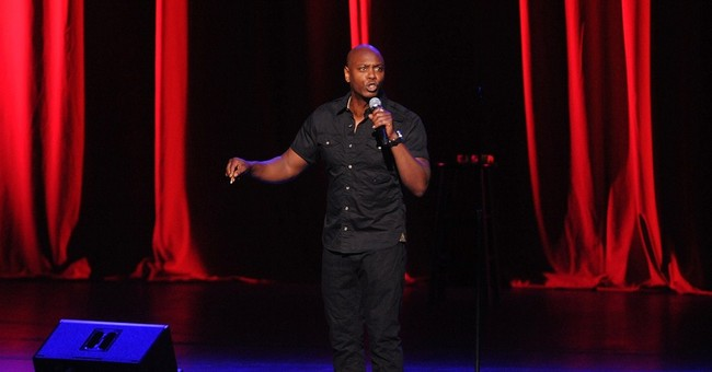 Dave Chappelle's comeback lands at Radio City