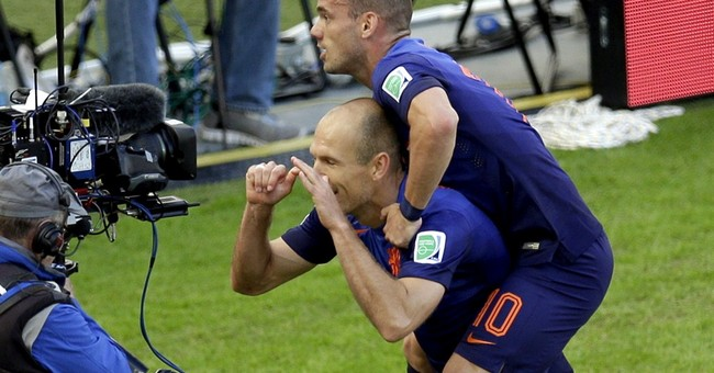 World Cup stars get creative in celebrating goals