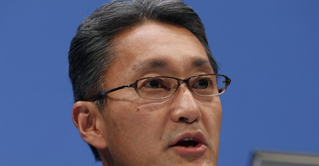 Sony investors back CEO, directors despite losses