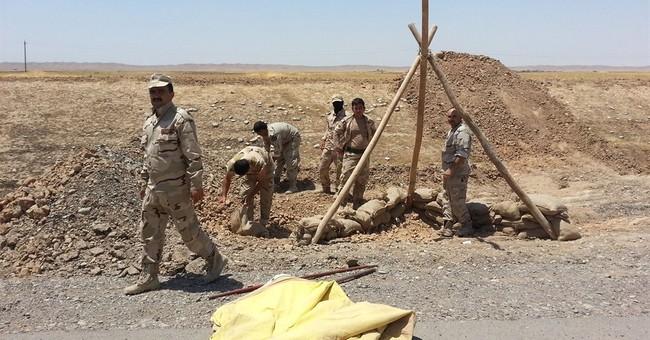 Kurds emerge as winners in Iraq chaos