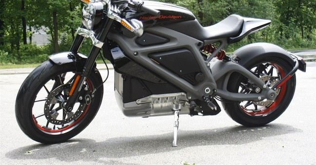 5 things to know about electric motorcycles