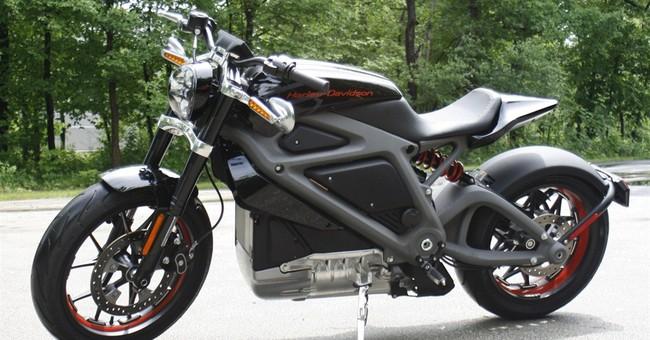 Harley-Davidson testing electric motorcycles