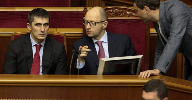 Ukraine open to Western involvement in pipeline