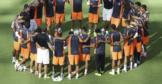 Tension builds ahead of Italy v Costa Rica match