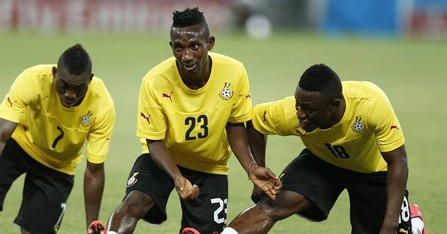 Kevin-Prince Boateng starts for Ghana