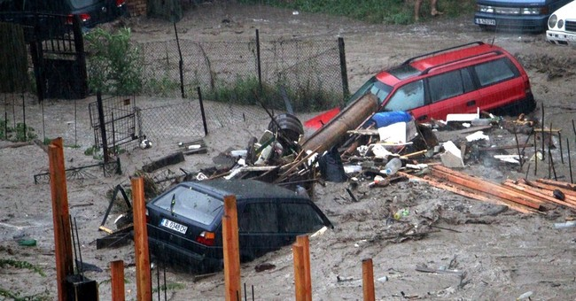 12 die in flooding in Bulgaria after heavy rain