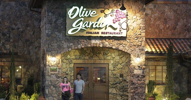 Olive Garden, Red Lobster sales continue to slide