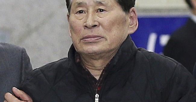 S. Korean ferry operator CEO blamed for sinking