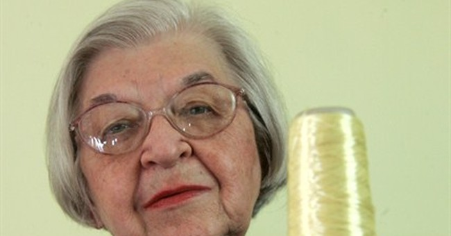 Stephanie Kwolek, Kevlar inventor, dies at 90