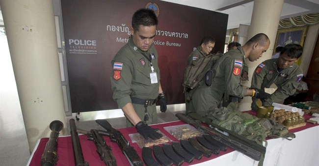 Junta targets crime to clean up Thailand's image