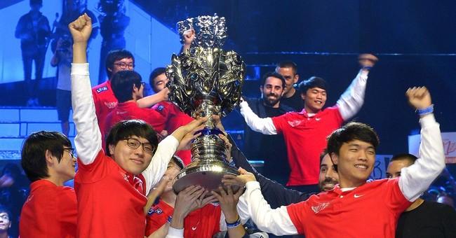 Ka-ching! Scholarships for slaying video game foes