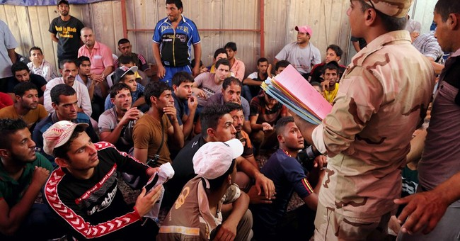 Sunni fighters expand offensive in western Iraq