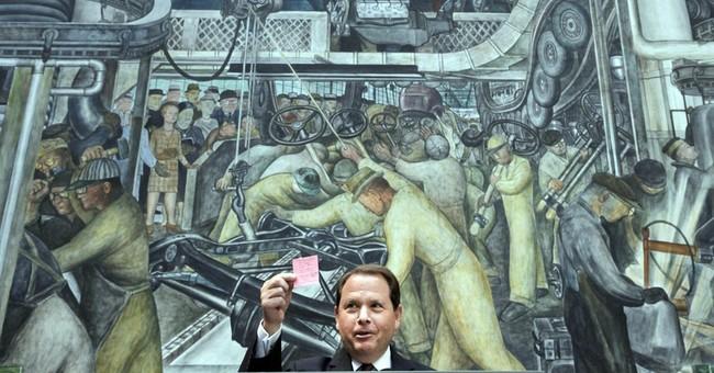 Detroit 'Grand Bargain' vote key to bankruptcy end