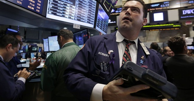Stocks edge higher in midday trading; CarMax jumps