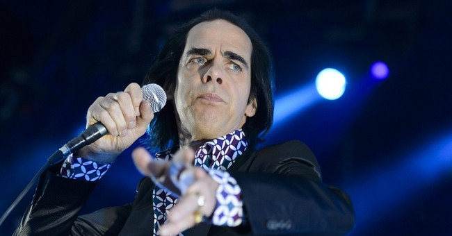 Nick Cave takes rock documentary on the road