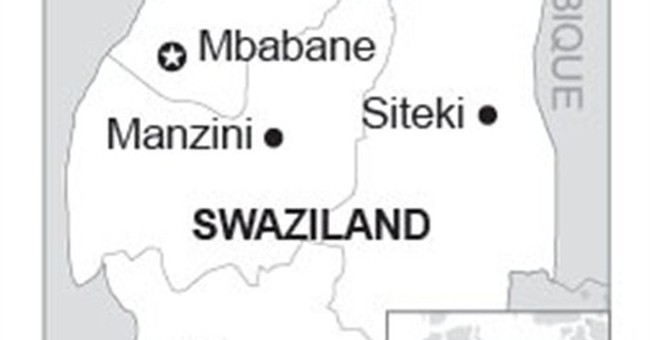 Swaziland jails and tries 2 government critics