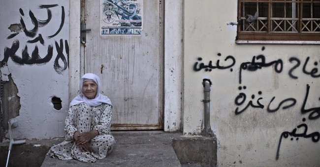 AP PHOTOS: Palestinians in exile dream of return