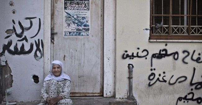 AP PHOTOS: Palestinians in exile dream of return
