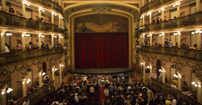 Not just jungle: opera in Brazil's Amazon Cup city