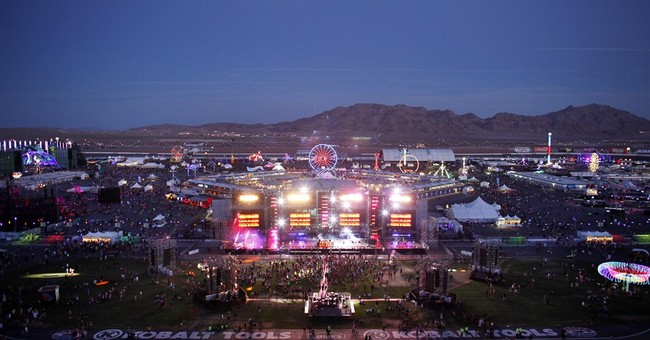 140K expected each day of Electric Daisy Carnival