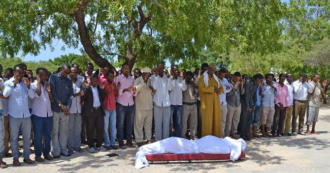 Bomb under car seat kills Somali journalist