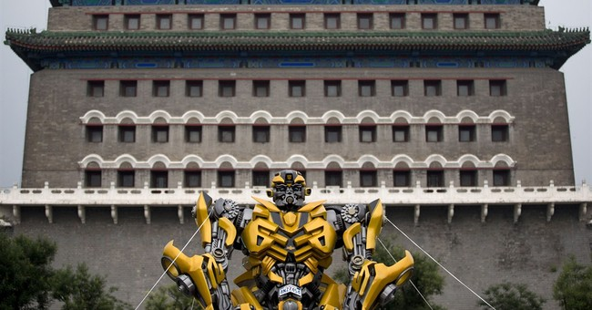 Chinese company demands edits to 'Transformers'