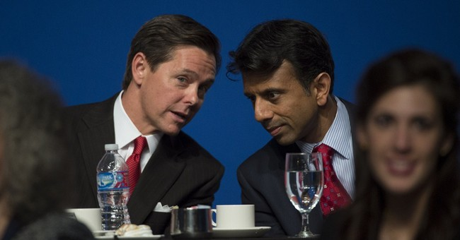 Jindal says rebellion brewing against Washington