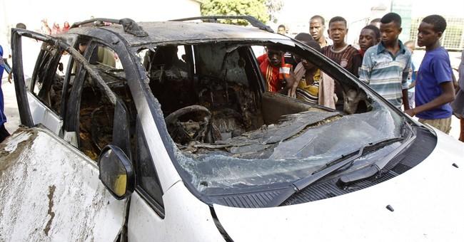 Bomb under car seat kills Somali journalist