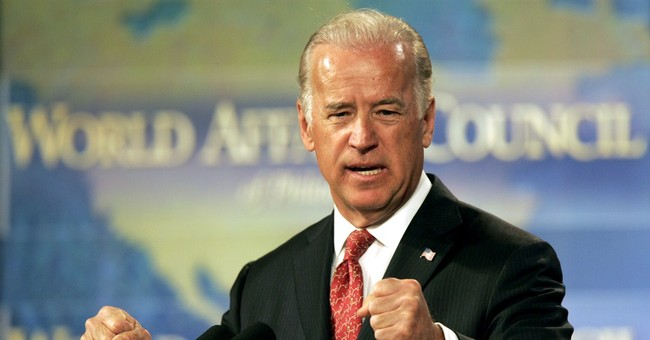 Iraq crisis offers hint of vindication for Biden