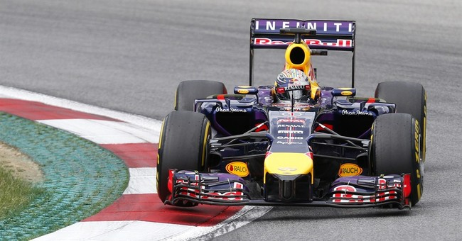Team's home track fails to solve Vettel's problems