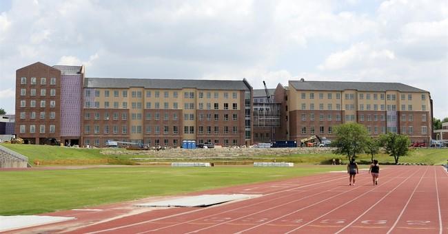 Demand, aging buildings spur campus housing boom