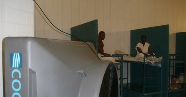 Texas prisons address heat issues with large fans