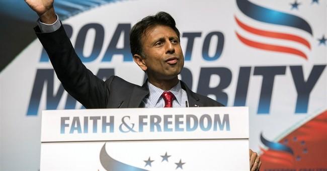 Jindal says rebellion brewing against Washington