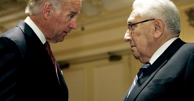 Iraq crisis offers hint of vindication for Biden